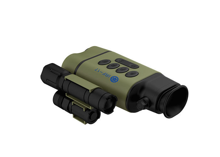 JAOI AIRF-17 Infrared thermal imaging Dual-band Fusion Thermal Imaging